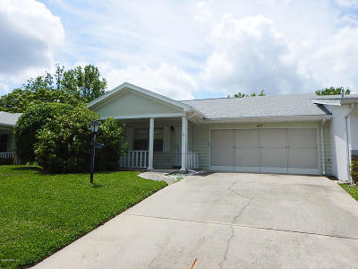 Ocala Single Family Home For Sale: 8677 SW 97th Lane Road #C