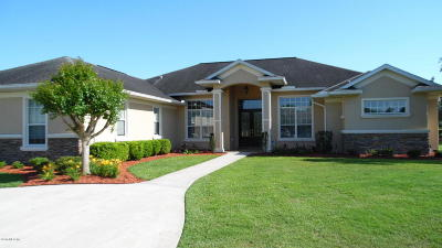 Ocala Single Family Home For Sale: 6957 NW 54th Loop
