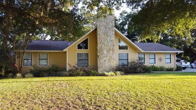 Ocala Single Family Home For Sale: 4040 SE 14 Place