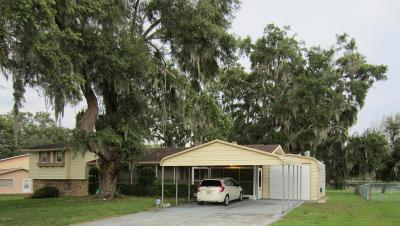 Ocala Single Family Home For Sale: 511 Spring Lake Road