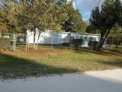 Belleview Mobile/Manufactured For Sale: 13405 SE 40th Avenue
