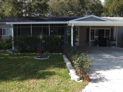 Ocala Mobile/Manufactured For Sale: 564 SW 78th Terrace