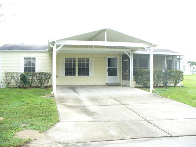 Ocala Mobile/Manufactured For Sale: 563 SW 78th Terrace