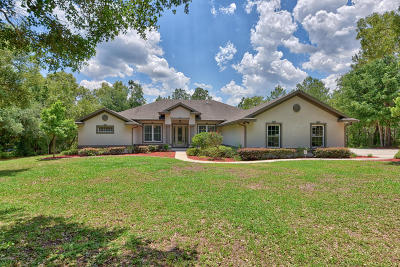 Ocala Single Family Home For Sale: 4544 SW 116th Place