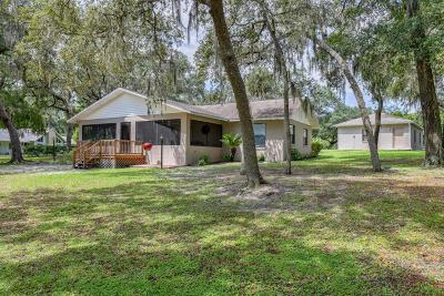 Ocklawaha Single Family Home For Sale: 9061 SE 180th Avenue