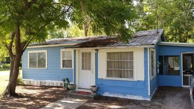 Williston Single Family Home For Sale: 425 SE 5th Avenue