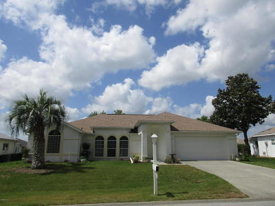 Ocala Palms Single Family Home For Sale: 5080 NW 25th Loop