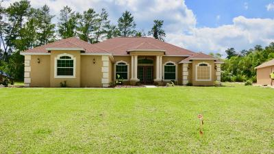 Ocala Waterway Single Family Home For Sale: 10212 SW 41st Terrace