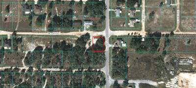 Belleview Residential Lots & Land For Sale: SE 125th Street