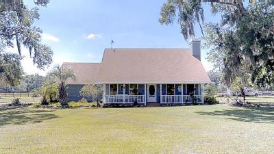 Williston Farm For Sale: 6350 NE 160th Avenue