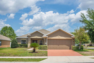 Ocala Single Family Home For Sale: 4911 SW 40th Lane