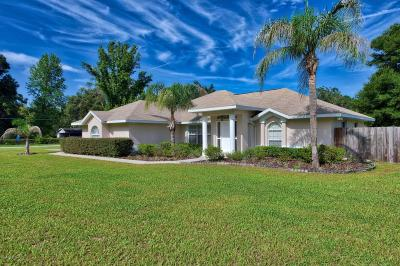 Ocala Single Family Home For Sale: 95 NE 62nd Street