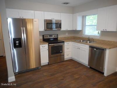 Citrus County Single Family Home For Sale: 28 S Osceola Street
