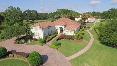 Ocala FL Single Family Home For Sale: $2,200,000