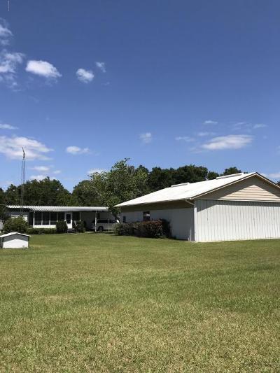 Ocklawaha Single Family Home Pending: 6265 SE 158th Court