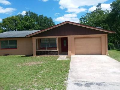 Ocala Single Family Home For Sale: 13 Bahia Court Loop