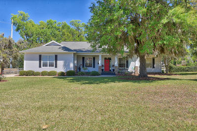 Ocala Single Family Home For Sale: 3105 SE 24th Terrace