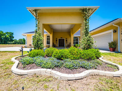 Ocala Single Family Home For Sale: 3415 NW 63rd Street
