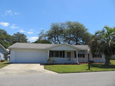 Ocala FL Single Family Home For Sale: $119,950