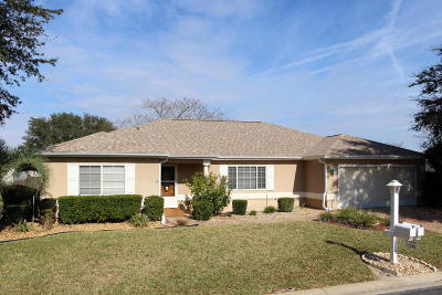 Spruce Creek Pr Single Family Home For Sale: 11549 SW 140th Loop