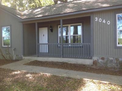 Single Family Home For Sale: 3040 NE 35th Street