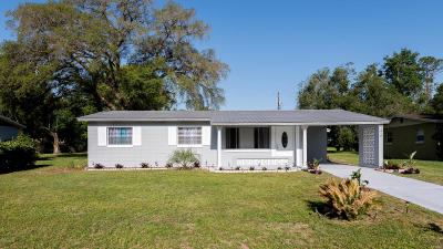 Ocala Single Family Home For Sale: 1818 NW 24th Court