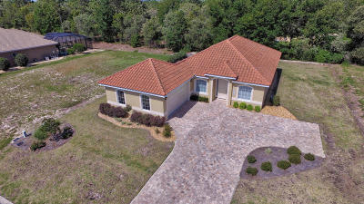 Dunnellon Single Family Home For Sale: 6620 SW 179th Ct Road