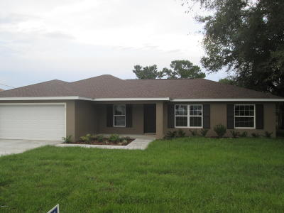 Single Family Home For Sale: 27 Pecan Course Circle