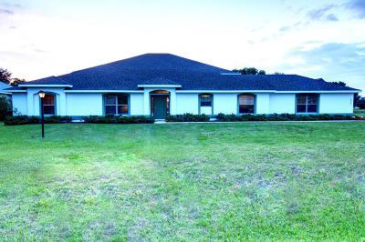 Ocala Single Family Home Pending: 8813 SE 70th Terrace