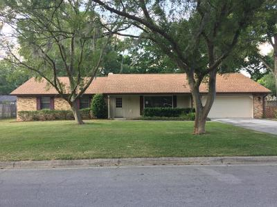 Ocala Single Family Home Pending-Continue to Show: 3937 SE 17th Place