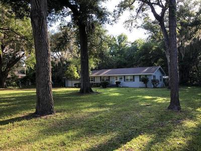 Ocala Single Family Home For Sale: 242 NE 41st Avenue