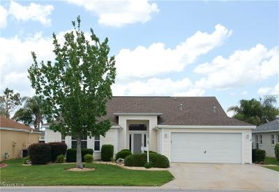The Villages Single Family Home For Sale: 3099 Southern Trace