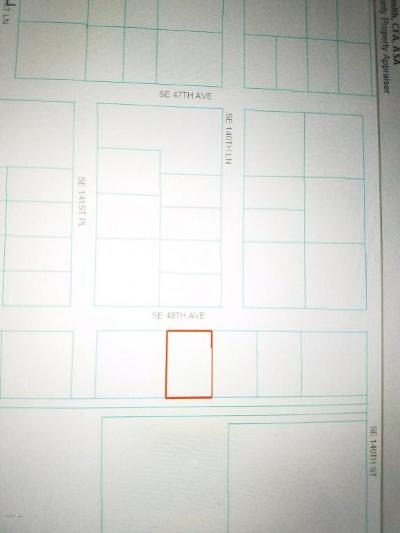Summerfield Residential Lots & Land For Sale: SE 48th Avenue