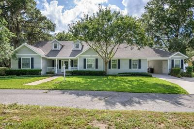 Marion County Single Family Home For Sale: 13584 E Hwy 25