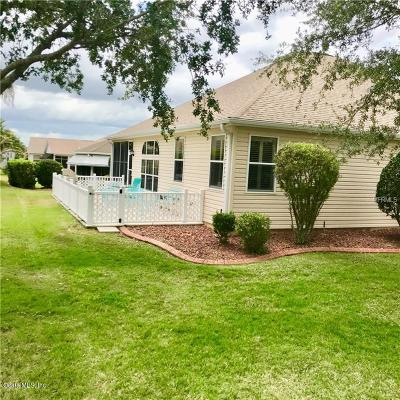 The Villages Single Family Home For Sale: 1428 Greenville Way