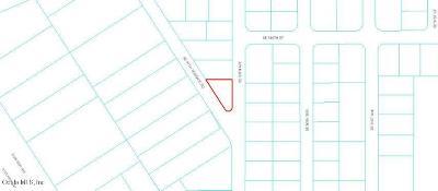 Summerfield Residential Lots & Land For Sale: Corner Of SE 87th Terrace Road & SE 90th Av