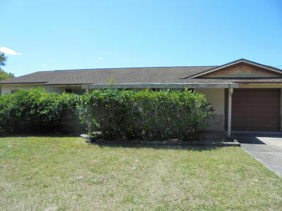 Ocala Single Family Home For Sale: 2960 NE 43rd Place