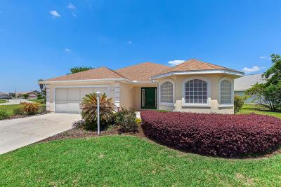 Summerfield FL Single Family Home Pending: $218,000