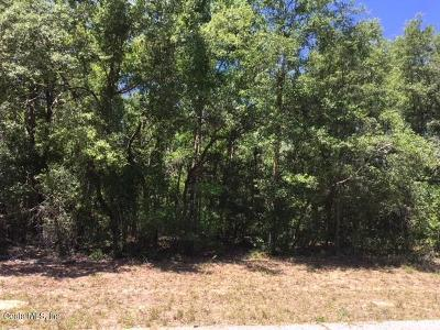 Citrus County Residential Lots & Land For Sale: 8666 N Cinder Way
