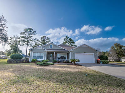 Ocala Single Family Home For Sale: 4399 NW 4th Circle
