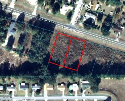 Ocala Residential Lots & Land For Sale: 8160 SW 103rd Street Road