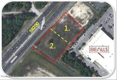 Ocala Residential Lots & Land For Sale: Sr 200