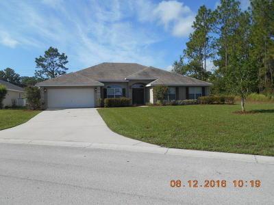 Ocala Single Family Home For Sale: 269 Lake Diamond Ave