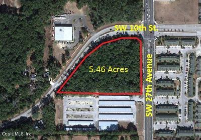 Ocala Residential Lots & Land For Sale: SW 27th Avenue