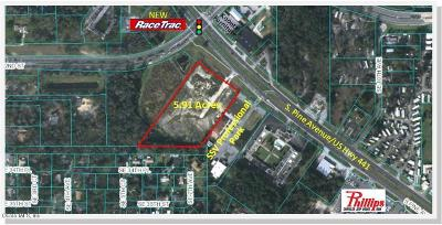 Ocala Residential Lots & Land For Sale: 3230 S Pine Avenue