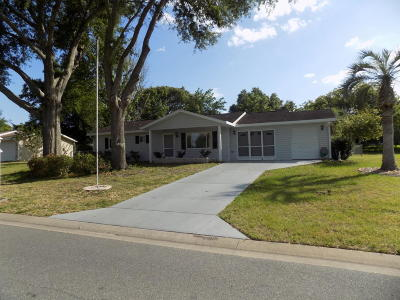 Spruce Creek So Single Family Home For Sale: 17542 SE 108th Terrace