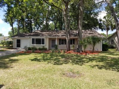 Oak Run Single Family Home For Sale: 8435 SW 108th Place