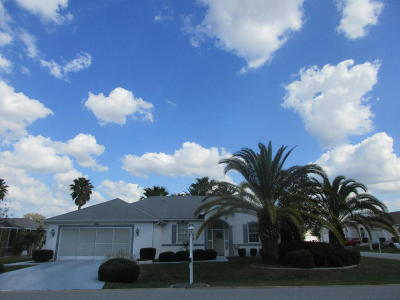 Ocala Palms Single Family Home For Sale: 2151 NW 59th Avenue