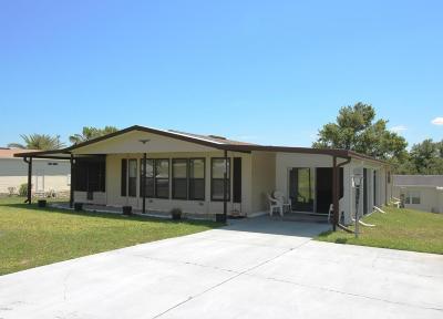 Summerfield Single Family Home Pending: 16683 SE 96th Avenue Avenue