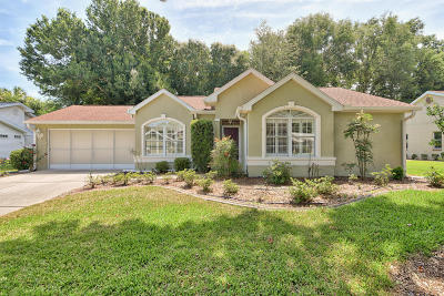 Lake County, Marion County Single Family Home For Sale: 7730 SW 114th Loop
